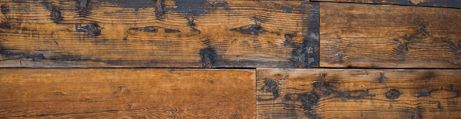 Ambience Old Wooden Fence