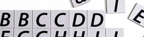 Magnetiske tal og bogstaver
